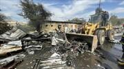 ویدئو | انفجار در بغداد با ۴ کشته و ۱۷ مجروح