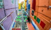 همنشینی رنگها درمحلههای پایتخت | نژادبهرام : برای هرمنطقه یک رنگ خاص تعریف کنیم