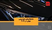 ویدئو | از منصوری تا مازراتی؛ سوپرلوکسهای ۲۰۲۱ دنیای خودرو