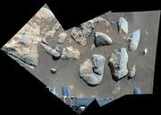 سنگهای سطح مریخ از دیدگاه «استقامت»