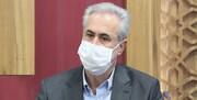 استاندار آذربایجان شرقی به کرونا مبتلا شد