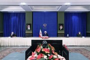 ویدئو | روحانی:وقتی مرگ و میر کم  میشود،همه میگویند حاصل کار ما بود