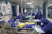 افزایش ۹ برابری بستری بیماران کرونا در بوشهر