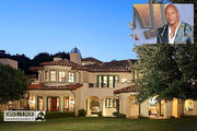 خانه ۲۷ میلیون دلاری راک جانسون | عمارت لوکس این بازیگر محبوب را ببینید