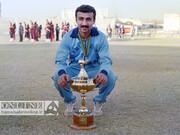 عکس | دستنشان و جام بینالمللی اش