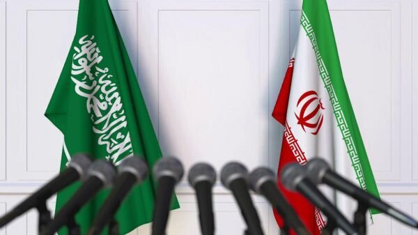 عربستان ایران