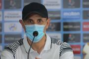 گلمحمدی: گوا تیمی منسجم و گروه پرسپولیس یکی از سختترینهاست | گل سوم به ثمر میرسید بازی راحتتر بود