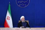 روحانی: دشمن امروز همان روش سابق را در تحریم ادامه میدهد | در جنگ تمام عیار اقتصادی هیچ کس حاضر به کمک ما نشد