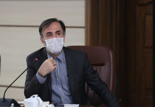 حمید زادبوم- رئیس سازمان توسعه تجارت