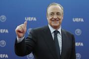 طراح سوپرلیگ اروپا: میخواهیم فوتبال را نجات دهیم | فلورنتیونو پرز: از پاریس دعوت نکردیم به سوپرلیگ بیاید | بایرن نیاید اتفاق خاصی نمیافتد