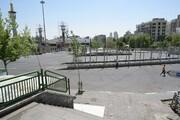 طرح ساماندهی میدان تجریش با جمع آوری پایانه حمل و نقل عمومی آغاز شد