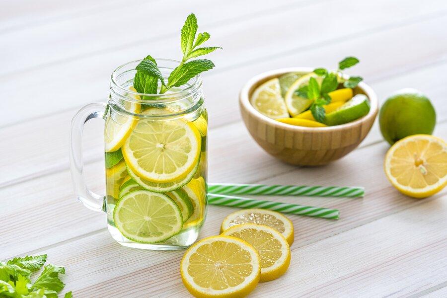 نوشیدنی - لیمو