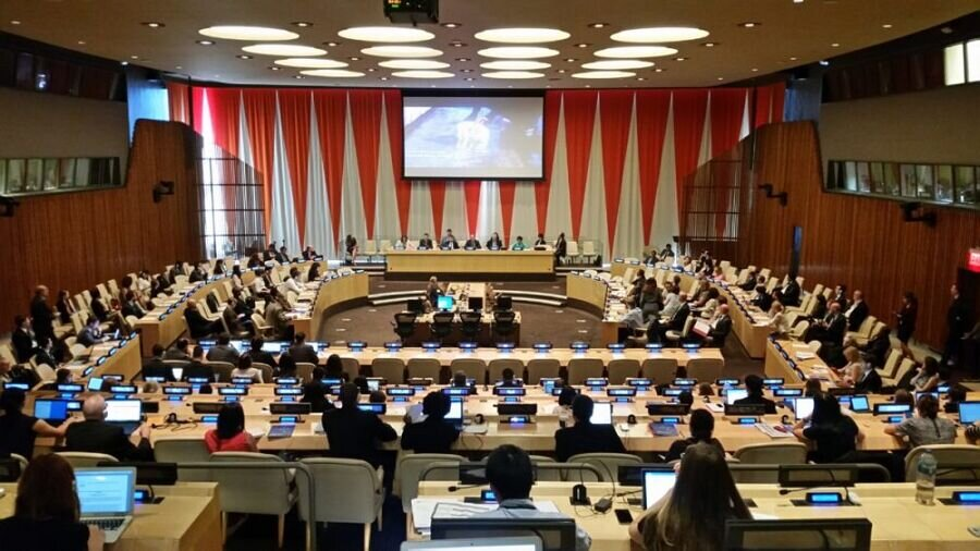 شورای اجتماعی-اقتصادی سازمان ملل متح