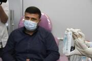 تزریق دوز استنشاقی واکسن «رازی کووپارس» آغاز شد
