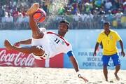 شوک AFC به فوتبال ساحلی | ایران به جام جهانی نرسید!