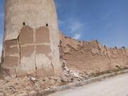 خسارت زلزله به آثار تاریخی گناوه و دیلم