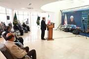 افتتاح ۱۱۵ پروژه سامانه نوین آبیاری در قزوین