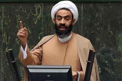 یک نماینده مجلس از  دادستانی خواست علیه روحانی به خاطر اتهامات اخیرش اعلام جرم کند