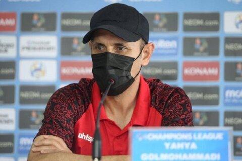 انتقادات تند یحیی علیه صداوسیما و باشگاه استقلال   علیه تیم من خود را به آب و آتش می زنند!