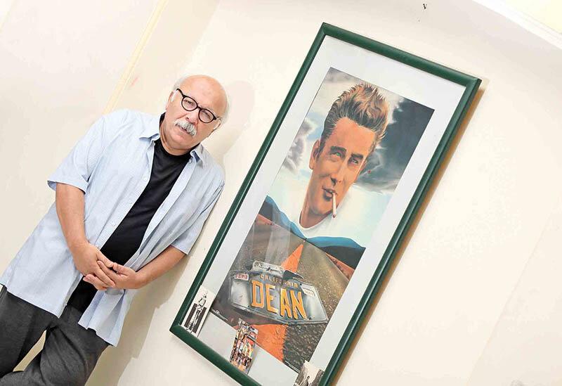 هنرنمایی علیرضا داودنژاد بعد از ۵۰ سال در فیلم «شنای پروانه»