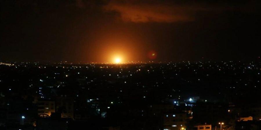 حمله به تاسیسات اسرائیل
