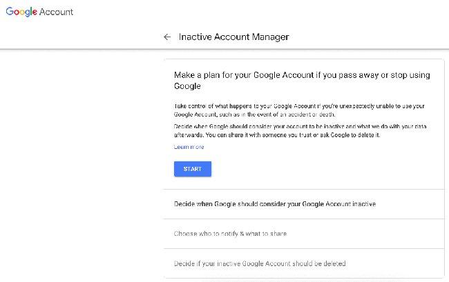 4561185 - بعد از مرگ اطلاعات خود را با چند ترفند ساده از گوگل پاک کنید!