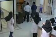 توضیح درباره فیلم جنجالی درگیری ماموران بیمارستان دزفول با همراهان بیمار