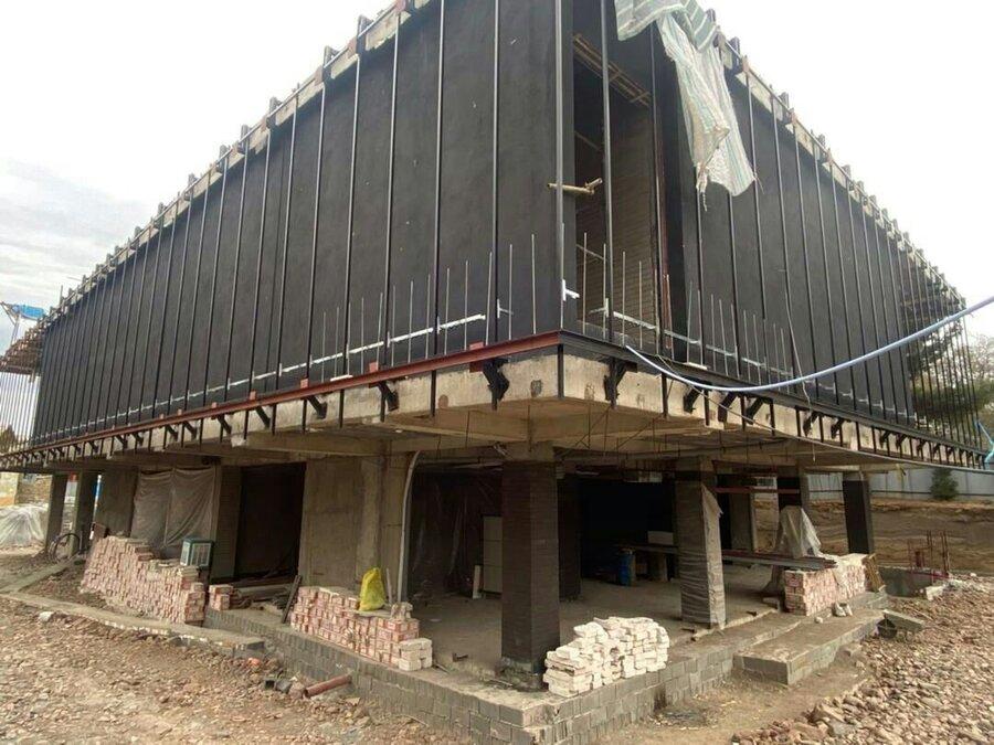 پروژه قزوین