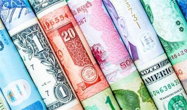 نرخ یورو و ۱۸ ارز کاهش یافت | جدیدترین قیمت رسمی ارزها در ۳۱خرداد ۱۴۰۰
