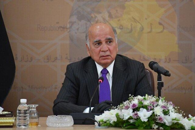 فواد حسین، وزیر خارجه