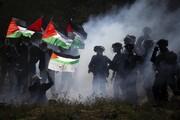 ویدئو | جنگ تن به تن مقاومت فلسطین و اسرائیل آغاز شد