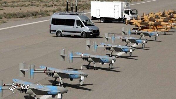 تصاویر | جدیدترین پهپاد انتحاری ارتش  |  ۸ ساعت پرواز مداوم با فناوری روز دنیا