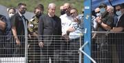 ویدئو | وقتی نتانیاهو در فلسطین اشغالی «هو» شد