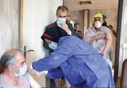 ۵۰درصد پاکبانهای منطقه ۷ واکسینه شدند