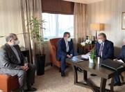 برگزاری جلسه روسای هیأتهای ایران و روسیه در آستانه نشست کمیسیون برجام