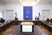 تاکید رئیس جمهوری به ورود منابع ارزی آزاد شده به تبادلات مالی