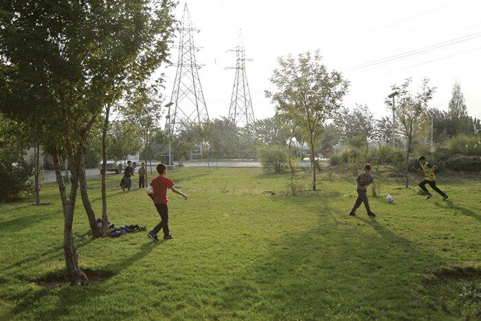 طبیعت غرب تهران مناسب برای ورزش | گپی با قهرمان سابق کاراته جهان