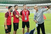 گلمحمدی: پیشنهادهای قطریها واقعیت دارد| میخواستند پرسپولیس را از پا در بیاورند | از ۴ تیم نیمه نهایی متنفرم!