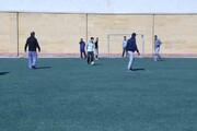 تشکیل تیم فوتبال بهبودیافتگان
