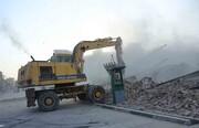 خیابان شهیدان بهرامی معبر نمونه میشود