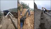 گازرسانی به ۶۴ روستای صعب العبور گیلان