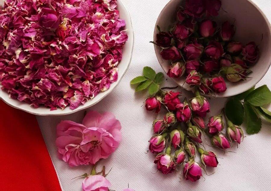 خواص گل محمدی و روشهای استفاده از آن