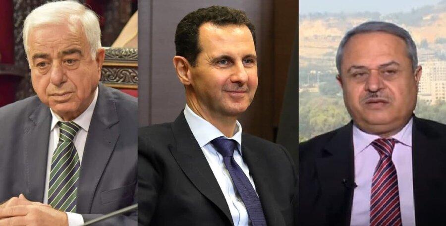 تایید صلاحیت ۲ نامزد برای رقابت با بشار اسد
