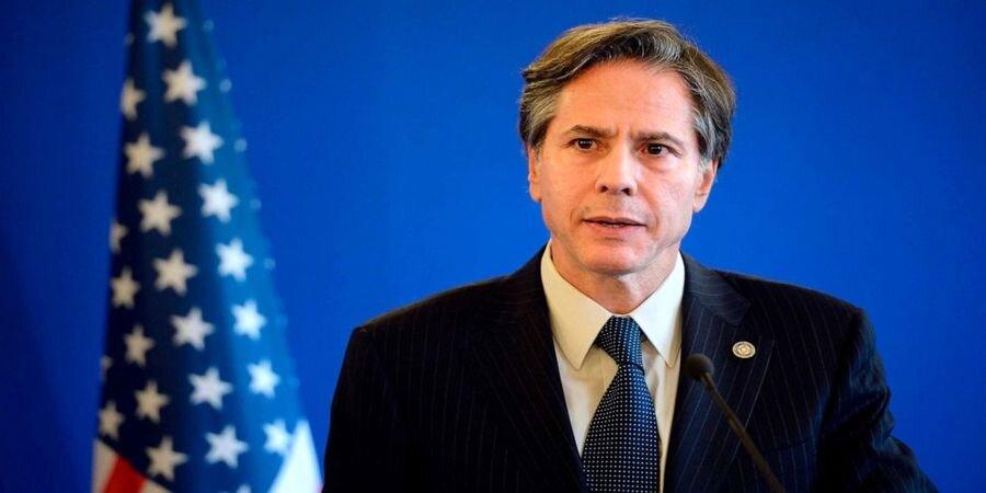 بلینکن: با هایکوماس درباره ایران گفتگو کردم