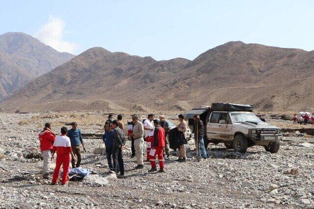حادثه سیل در کرمان