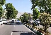 پیادهراه خیابان شریعتی باغراه میشود