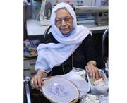 مادربزرگ هممحله ای | با سرمایه هنر به دوران سالمندی آمدم