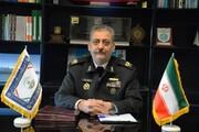 معاون هماهنگکننده جدید نیروی دریایی ارتش منصوب شد