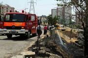ساخت «آتش بر» در باغها و بوستانهای منطقه۲