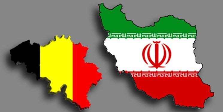 ایران و بلژیک